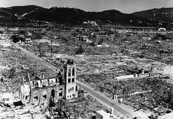 why the atomic bombing of hiroshima was a military necessity The atomic bomb and the army it would be necessary for the military leaders to believe that the atomic bombings of hiroshima and later nagasaki.